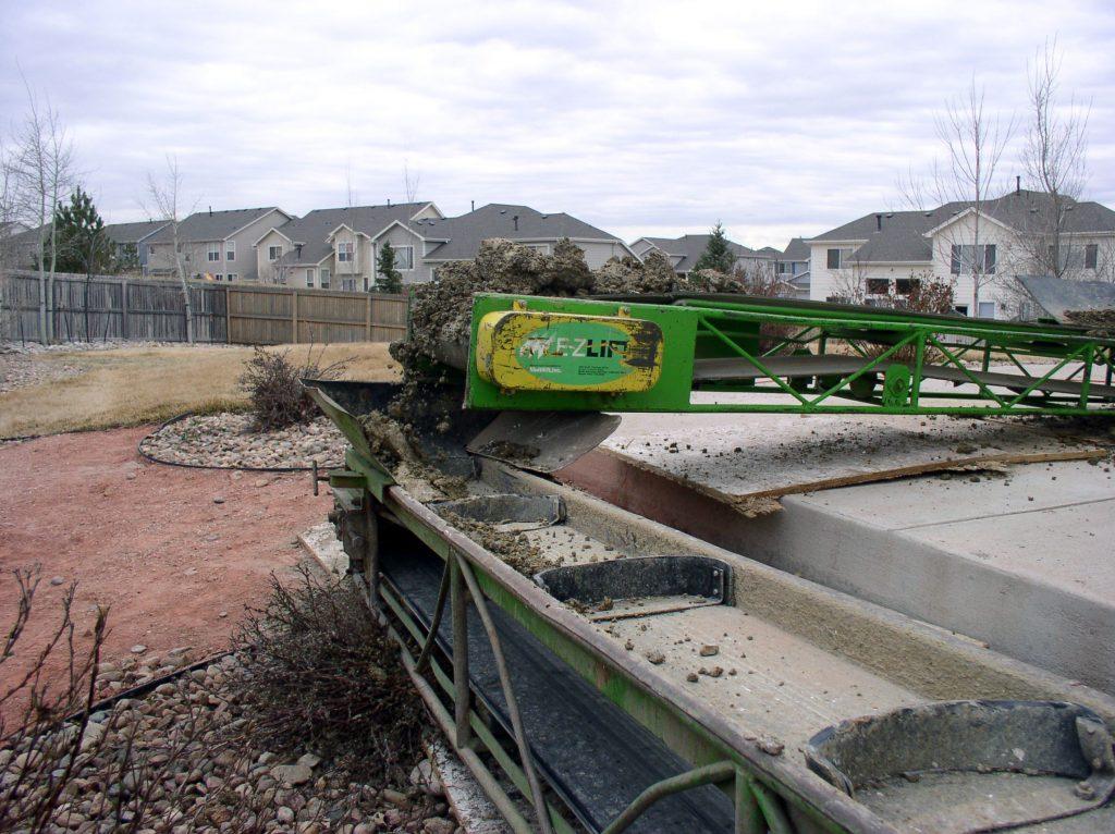 Belt Bucket Conveyor