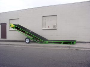 Bottom Dump Car Unloader