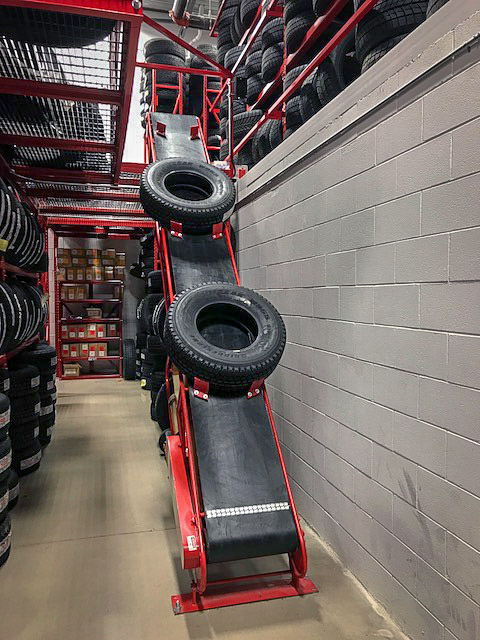 Tire Conveyor