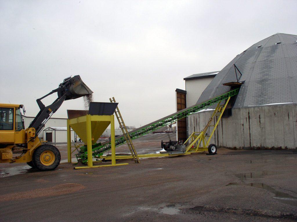 Troughing Roller Utility Conveyor
